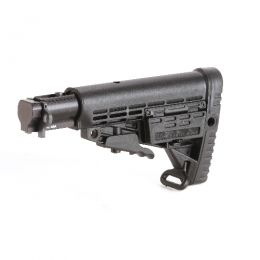 Command Arms Accessories Caa - Ak47 Milled Receiver 6 Position