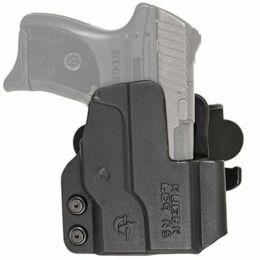 Loop Gun Holster for Glock 34 Black Belt Clip 35 w// Laser or Light .....USA