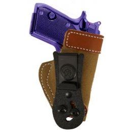 DeSantis Left Hand Natural Sof-Tuck Holster for Beretta & Seecamp 106NBA8Z0