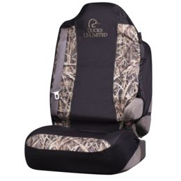 Surprising Ducks Unlimited Seat Cover Universal Air Bag Compl Free Caraccident5 Cool Chair Designs And Ideas Caraccident5Info