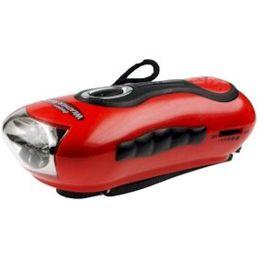Energizer Weatherready Crank Flashlight User Manual