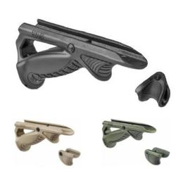 Tactical Ergonomic Forward Hand Stop Angled Foregrip Handle Grip VTS PTK