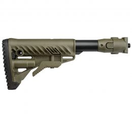 FAB Defense Recoil Compensating Folding, Collapsible Buttstock System for  vz 58 - Polymer Joint