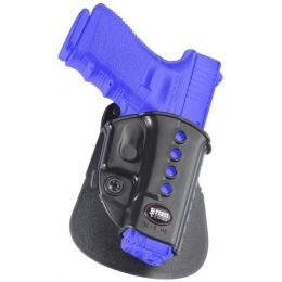 Fobus E2 Paddle Holster - Fits Glock 17 19 22 23 31 32 34 35, Walther PK  380 GL2E2