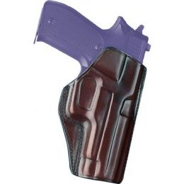 Galco Concealed Carry Paddle Holster, Right Hand, Havana, Colt 3 1/2in 1911  CCP218H