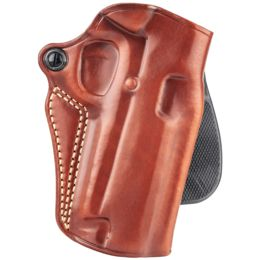 Galco Speed Paddle Holster - Right Hand, Tan, 1911 Commander Model SPD266