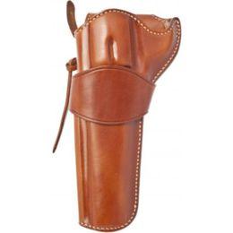 Galco Texas Ranger Strongside Holster, Tan, Left Hand - Ruger Vaquero  4 625in W-TR151 — Color: Tan, Holster Type: Belt Holster, Hand: Left, Gun  Model: