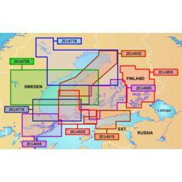 Garmin On The Water GPS Cartography BlueChart g2: Nordic