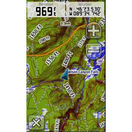 Garmin US 24K Detailed Topo mapping for Northeast, DVD   4
