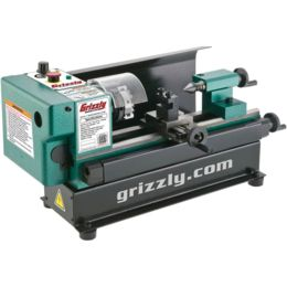 Grizzly Industrial Micro Metal Lathe