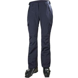 XS Helly Hansen Womens Switch Cargo 2.0 Pant Graphite Blue Camo