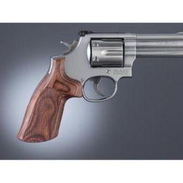 Hogue Ruger Security Six Handgun Grip Rose Laminate No
