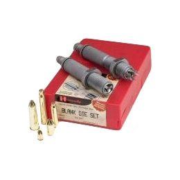 Hornady 2 Die Set, Blank Cartridge,  22 to  45 Caliber 544591