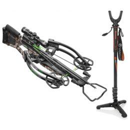 Horton Archery Storm RDX Crossbow Package w/ Scope   Free