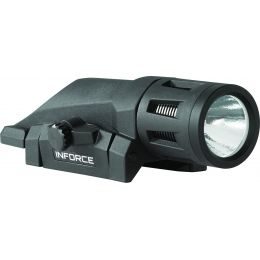 White and Infrared LED 400 W-06-2 InForce Multifunction Weapon Mounted Light