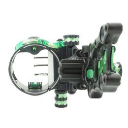 IQ00353 Right Handed IQ Pro Hunter Bow Sight 3 Pin w// Retina Lock