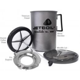 Jetboil Coffee Press None Standard