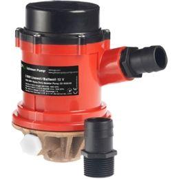 SEAFLO Live Bait Pump Baitwell Kit Livewell 12volt Aerator Pump 350 GPH