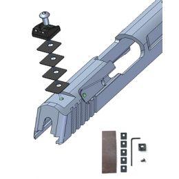 Kel Tec PF9 Rear Sight Adjustment Kit PF9-457 | Free