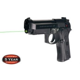 LaserMax Green Laser Sight for Beretta 92, 96 and Taurus 92, 99, 100, 101