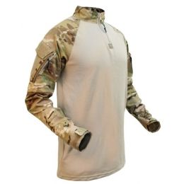 LBX TACTICAL LBX-0080A-XLRG Assaulter Shirt Ranger Green X-Large