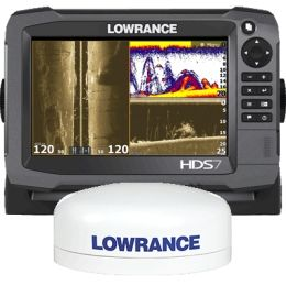 Lowrance HDS-7 Gen3 BAJA Offroad MFD | Free Shipping over $49!