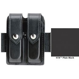 Safariland Double Pistol Magazine Pouch w/Flap STX Glock17