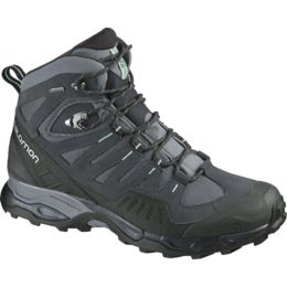 Salomon Womens Backpacking Series Conquest GTX Hiking Boots