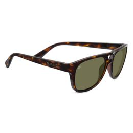 Tommaso Sunglasses Frame 7958 Shiny Taupe Tortoise New Serengeti Tommaso Serengeti Classic Coll