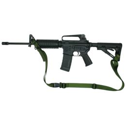 Specter Gear Raptor 2 Point Tactical Sling for M4A1 w/Magpul Collapsible  Stock