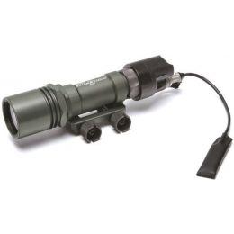 Surefire 6V Tactical Light, Thumbscrew Mount M49, Momentary