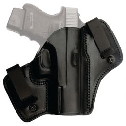 Tagua Gunleather Dual Clip Holster Ruger LCR Right Hand