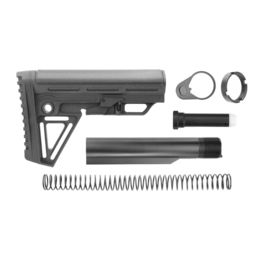 Trinity Force WT03S Complete Alpha Rifle Mil Spec Stock Kit with Extension Sand