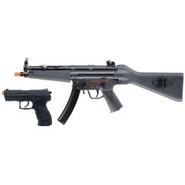 Umarex HK Holiday Airsoft Kit w/Spring MP5 Rifle, P30 Pistol