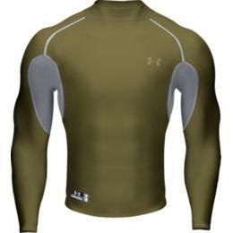 gorący produkt piękno sportowa odzież sportowa Under Armour Men's ColdGear UA Metal Tactical Mock - Marine ...