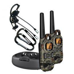 Uniden Weather Resistant 37 Mile Range FRS/GMRS Radios w/VOX