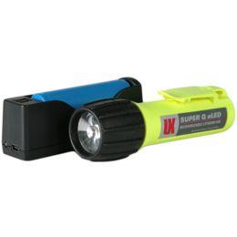 Underwater Kinetics UK Super Q eLED Rechargeable Battery Kit