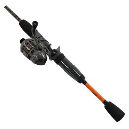 Zebco 33 Micro Camo 5 2 Piece UltraLight Spincast Combo Fishing Rod /& Reel
