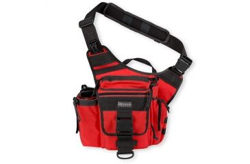 Maxpedition Jumbo Versipack Sling Pack - Fire/EMS Red 0412ER