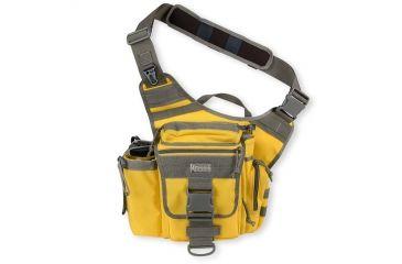 Maxpedition Jumbo Versipack Sling Pack - Safety Yellow 0412SY