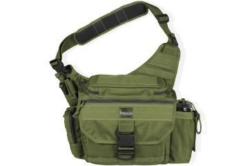 1-Maxpedition S-Type Mongo Versipack Bag for Left Side Carry