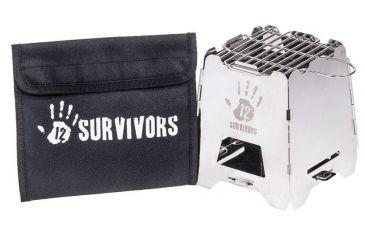 6-12 Survivors Off-Grid Survival Stoves