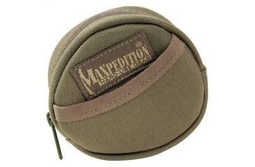Maxpedition Tactical Can Case (FOLIAGE GREEN) 1813F