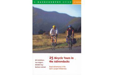 25 Bike Tours In Adirondacks, Mckibben, Halpern & Hay, Publisher - W.w. Norton & Co