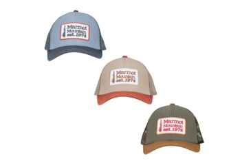 8f0d7b5cb44 Marmot Marmot Retro Trucker Hat- Men s