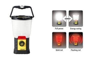 Coast 4D Emergency Area Light Lantern CE7124HGB