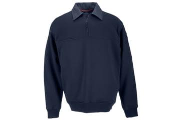 5.11 Job Shirt with Denim Details Tall FIRE NAVY L