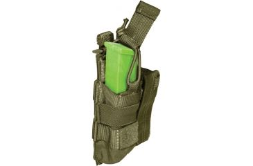 5.11 Tactical Double Pistol Bungee Cover - TAC OD 56155-188-1 SZ