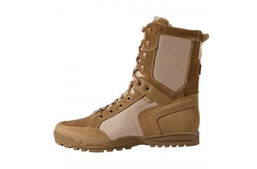 5.11 Tactical Recon Desert 2.0 Boots, Dark Coyote Width R, Size 10.5 11011-106-10.5-R