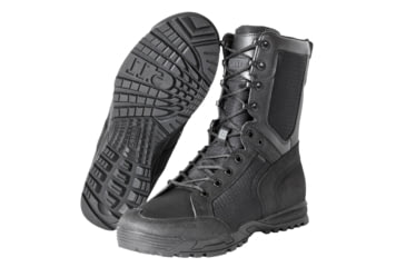 5.11 Tactical Recon Urban 2.0 Boots, Black, Width R, Size 10 11010-019-10-R